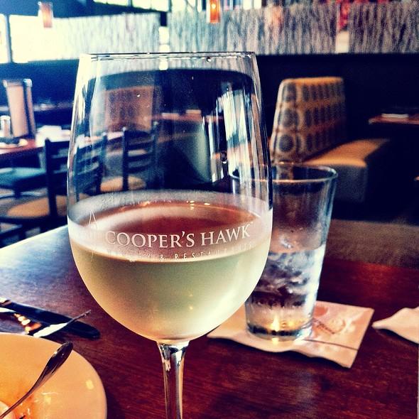 Sauvignon Blanc @ Cooper's Hawk Winery