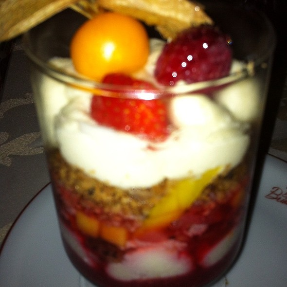 dessert verrine