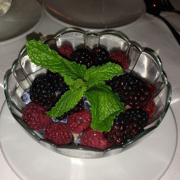 Mixed Berries - Fleming's Steakhouse - Austin, Austin, TX