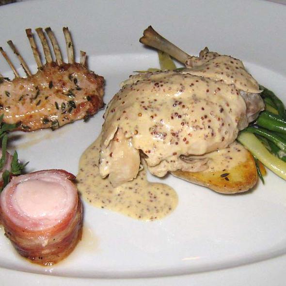 Rabbit @ Farmhouse Inn & Restaurant