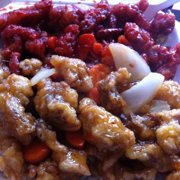 Kowloon Kitchen Chines Food Menu - Clovis, CA - Foodspotting