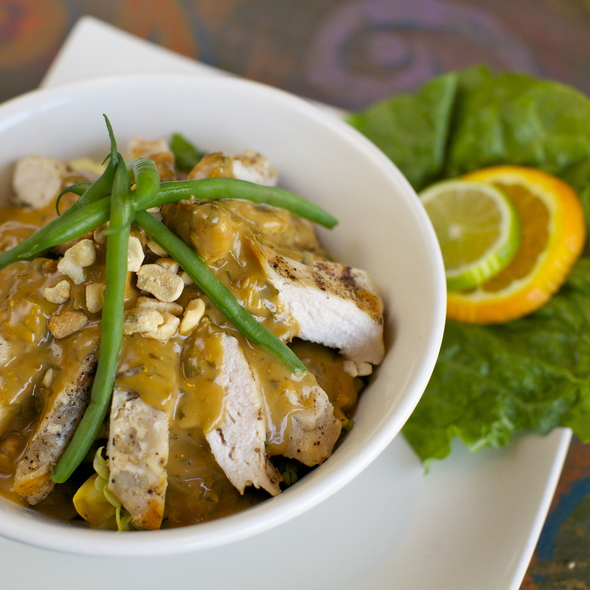 Thai Chicken - Bistro 234, Turlock, CA