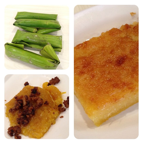 Dessert @ Suzies Cuisine