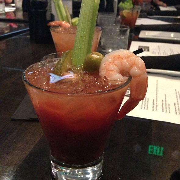 Bloody Mary @ Besa Grill