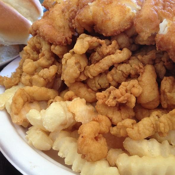 Fisherman's Platter @ Clambake Restaurant