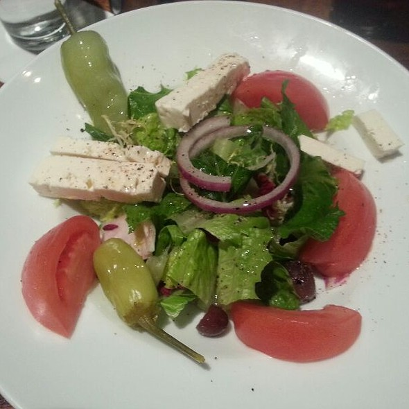 Greek Salad (Half)  - Harry's Savoy Grill, Wilmington, DE