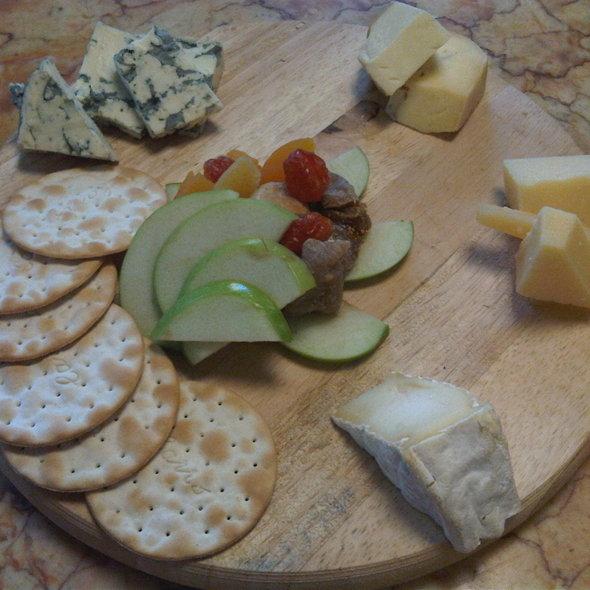 Cheese Platter @ La Bodega