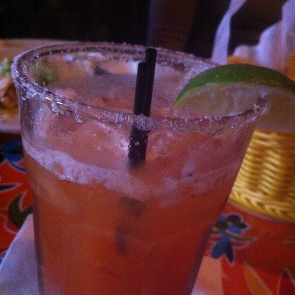 Strawberry Margarita - Gonza Tacos y Tequila - North Raleigh, Raleigh, NC