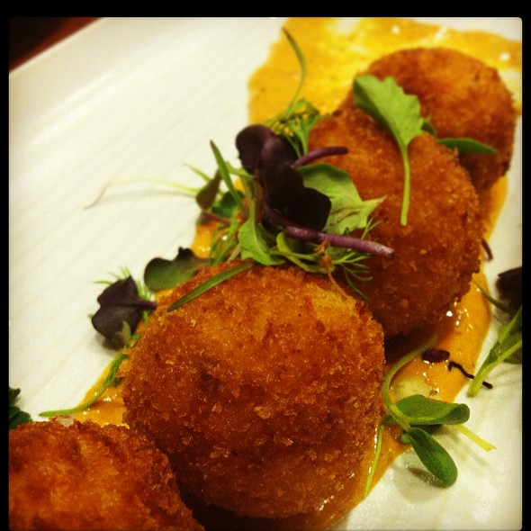 Crawfish Croquetas @ Borgne
