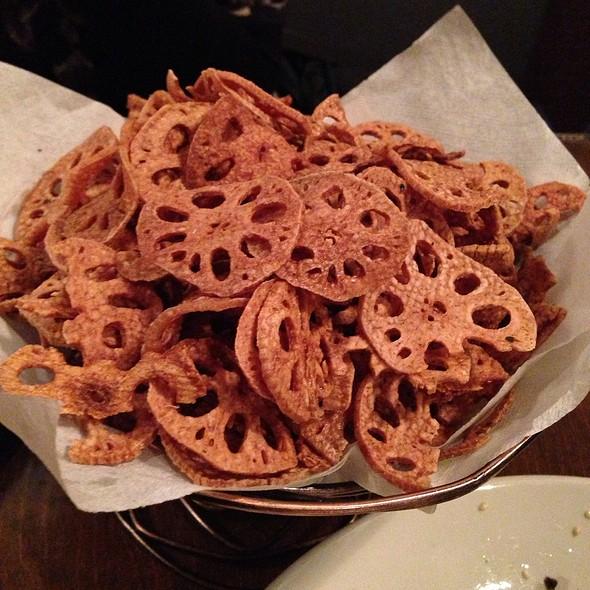 Lotus Chips @ Burma Superstar Oakland Inc