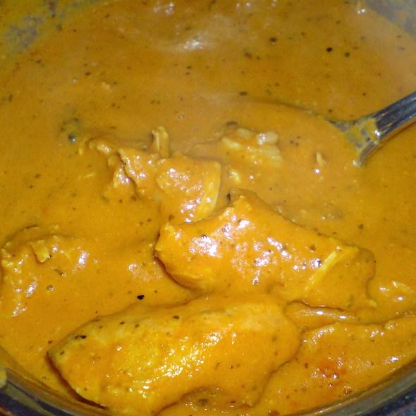 Butter Chicken @ Amber India