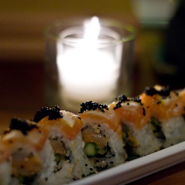 1974 Sushi Roll @ Nihon Whiskey Lounge