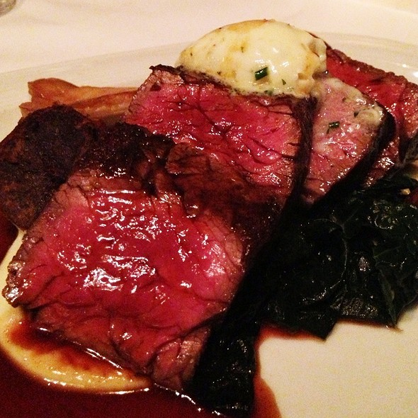 Grilled Bavette Steak - Spruce, San Francisco, CA