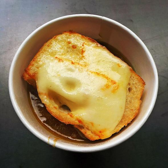 French Onion Soup @ No 7 Sub