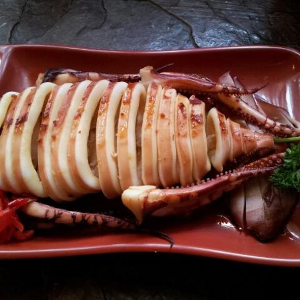 Yaki Ika @ Domo Restaurant
