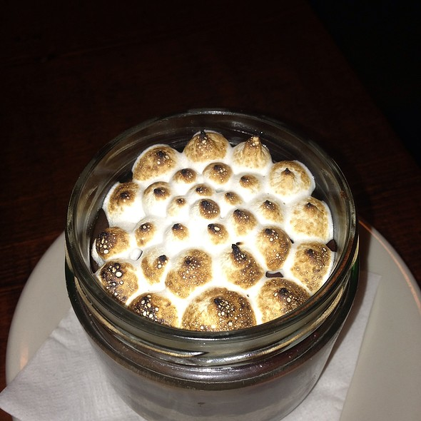 Chocolate S'mores Pudding - The Smith - Midtown, New York, NY