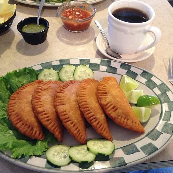 Empanadas De Camaron @ El Kora Restaurant