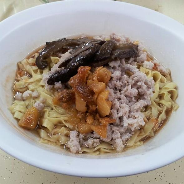 Minced Pork Noodles @ S11