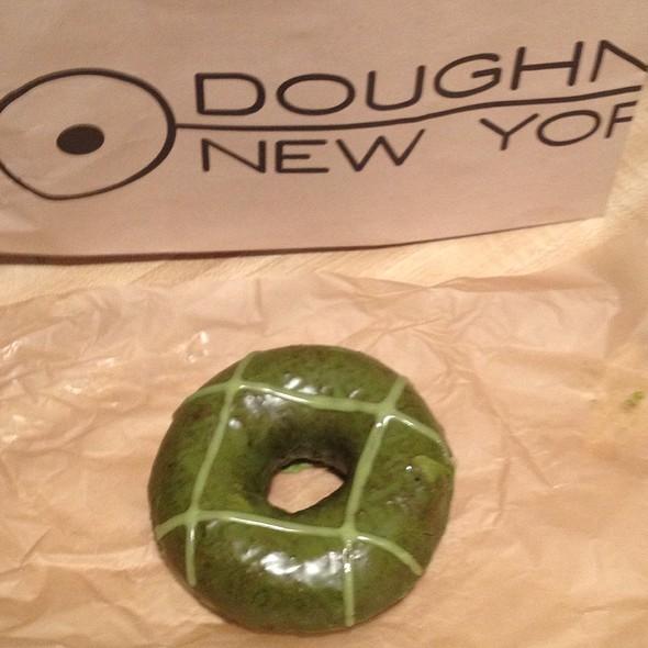 Matcha Green Tea Doughnut @ Doughnut Plant