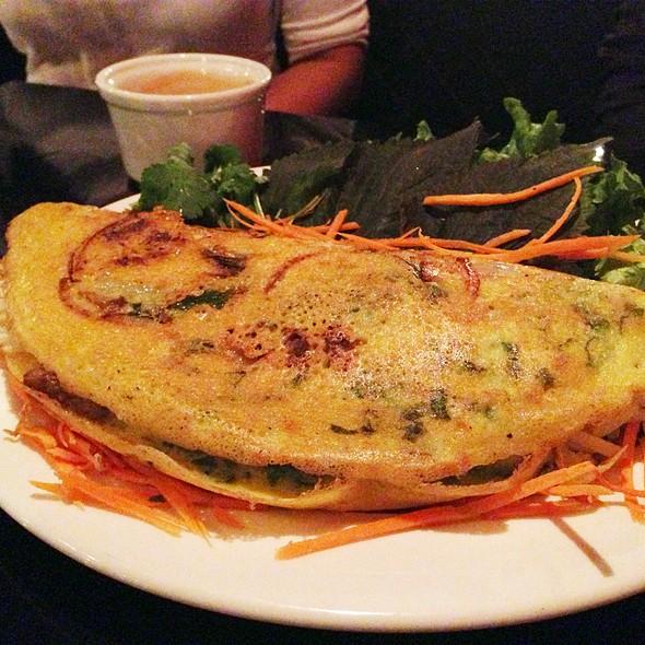 Bahn Tom Co Ngu Hanoi @ Hanoi House