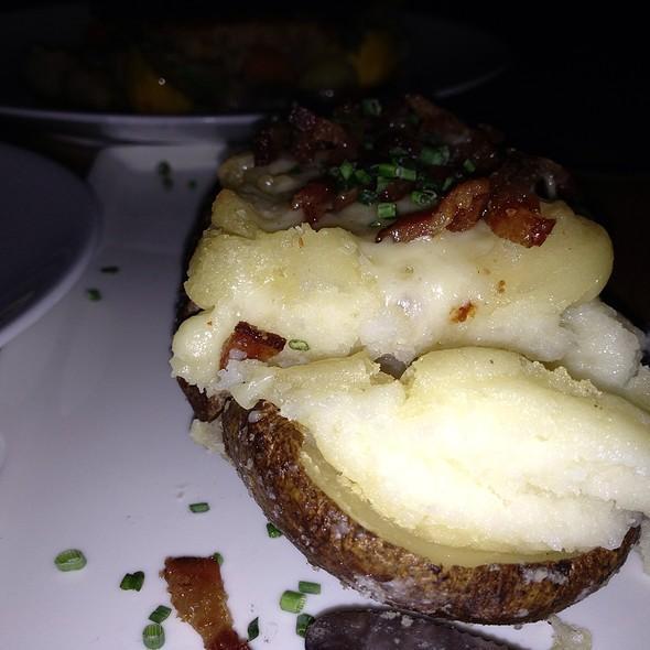 Twice Baked Potato - The Cedars Social, Dallas, TX