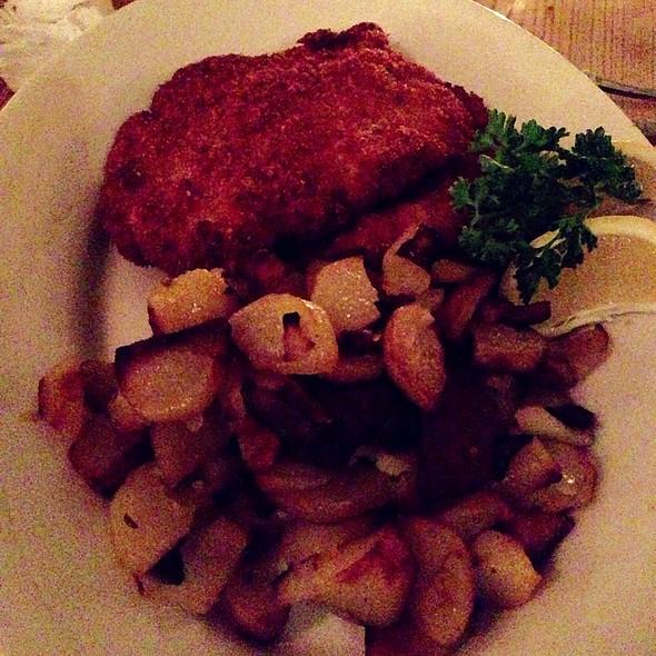 Wienerschnitzel @ Suppenküche