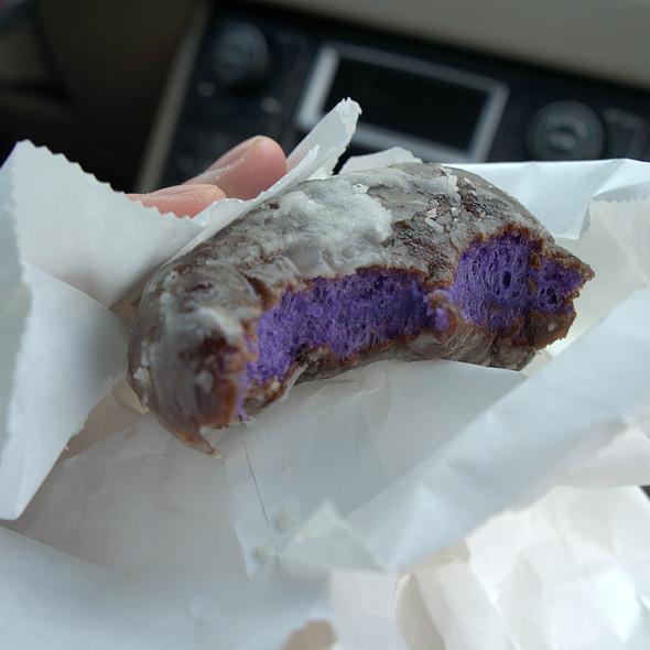 Poi Glazed Donut