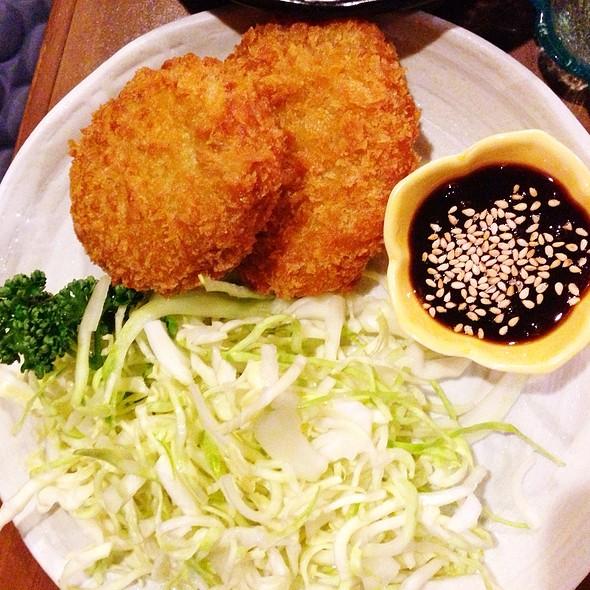 Potato Croquette @ あぶり屋 きんとき 中央林間店