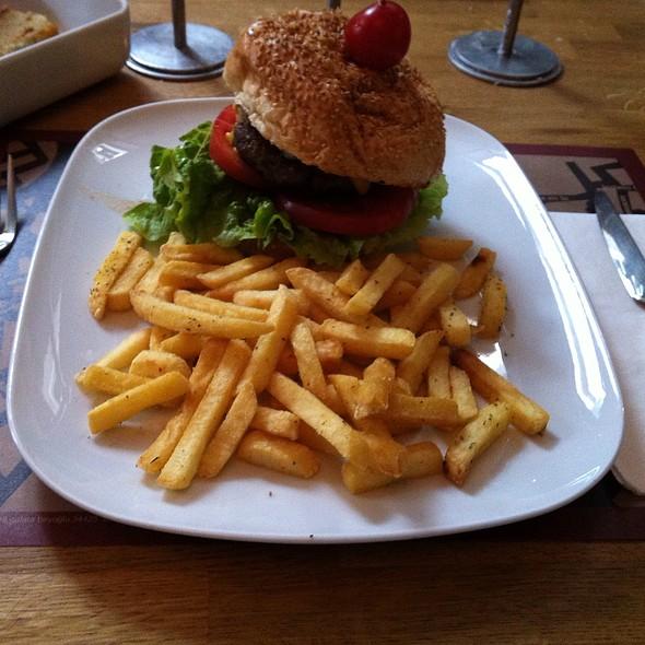 Sntrl Dükkan Burger @ Sntrl.dukkan