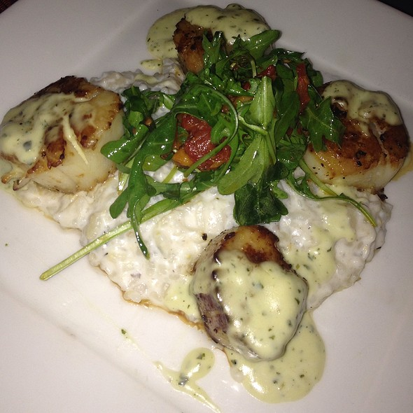 Pan Seared Scallops  - Tavern 17, Philadelphia, PA
