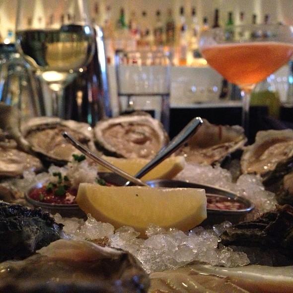 Oysters - Restaurant Orsay, Jacksonville, FL