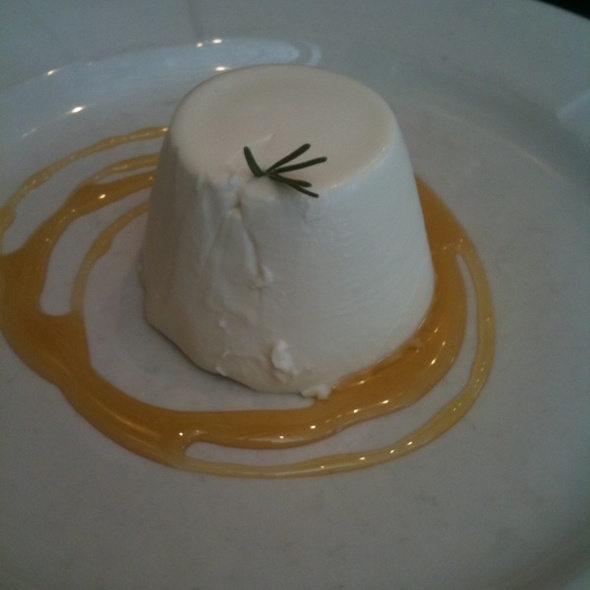 Panna Cotta - Northeast Social