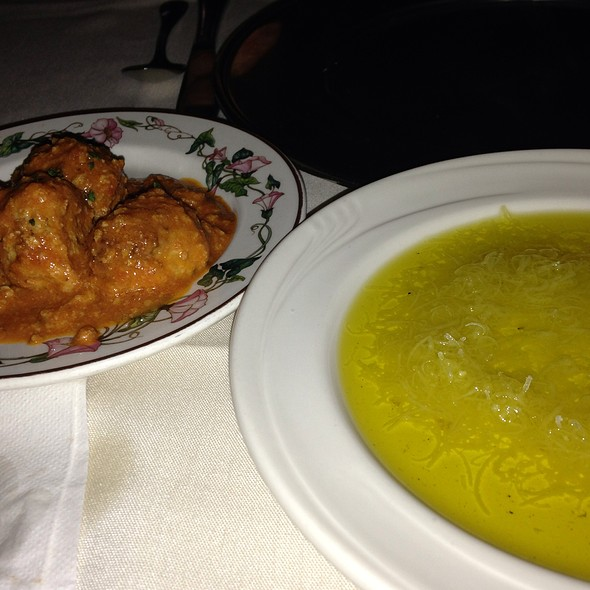 Meatballs - Carmelo's Ristorante Italiano - Houston, Houston, TX