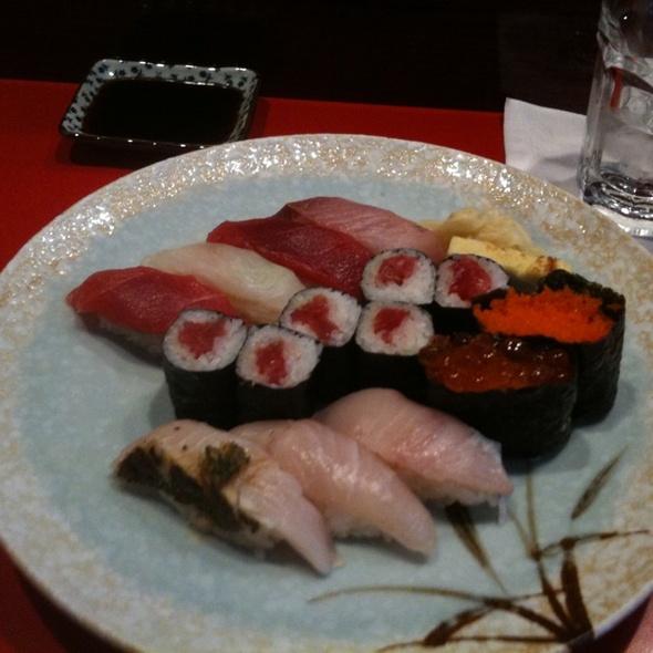 Sushi @ Kurumazushi Restaurant