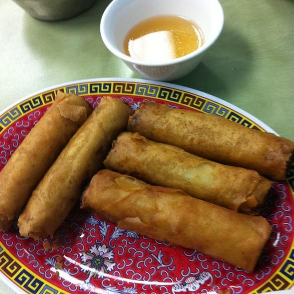 Vietnamese Eggrolls @ Pho Dung Restaurant