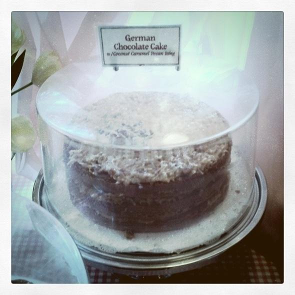 Magnolia bakery recipes german chocolate cake