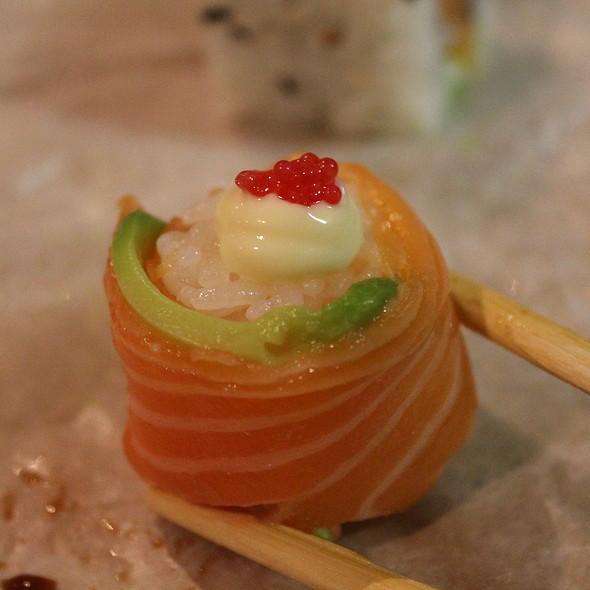 Salmon Bon Bon Gifts @ Salushi Express