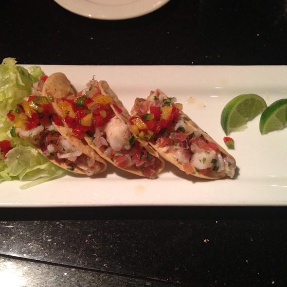 Shrimp Ceviche - Mission Inn Restaurant, Riverside, CA