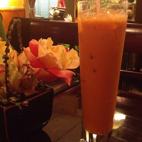 Thai Iced Tea @ Panya Thai