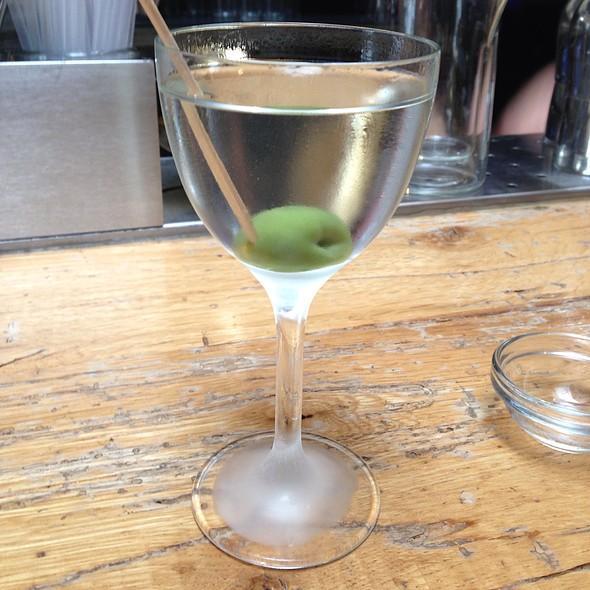 Martini @ Bar Agricole