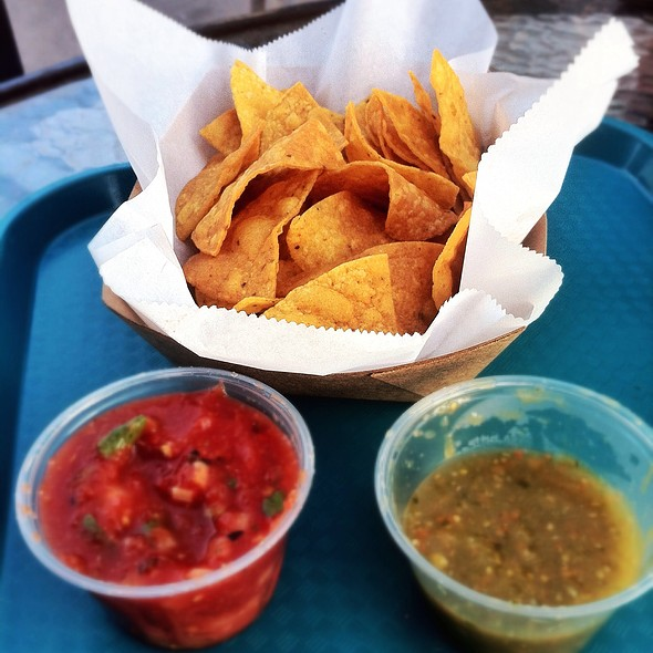 Chips And Salsas @ Spencer Makenzie's Fish Company