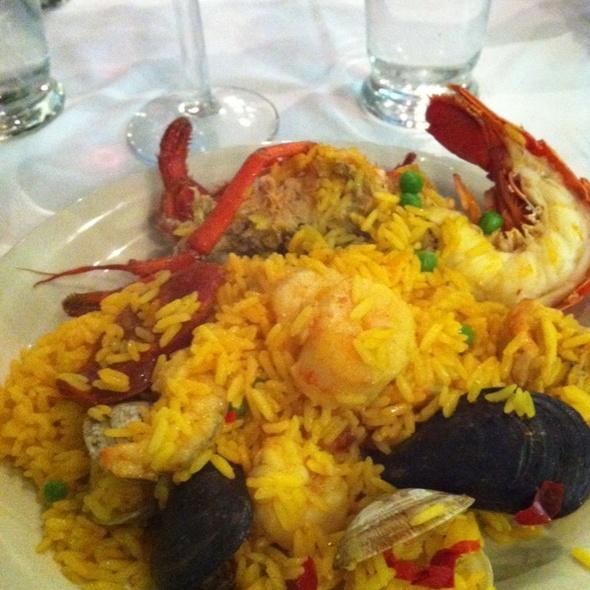 Pallela @ Mallorca Restaurant