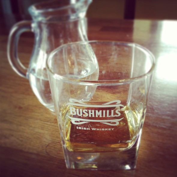 Bushmill's Irish Whiskey