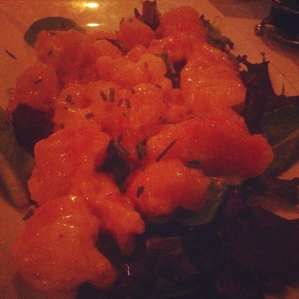 Crispy Tempura Rock Shrimp - Fifi's Seafood Restaurant, Miami Beach, FL