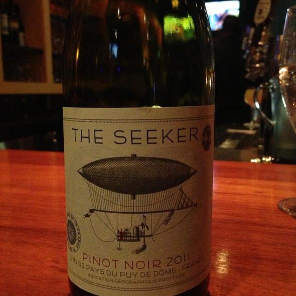 The Seeker Pinot Noir @ Kaiyo Grill