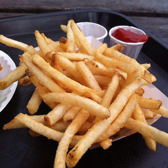 French Fries @ Fred's Shanty Restaurant