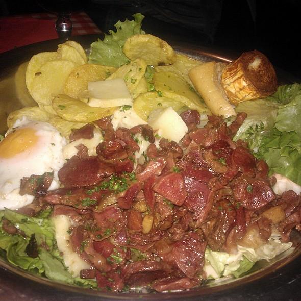 Salade Des 5 Diamants @ Chez Gladines
