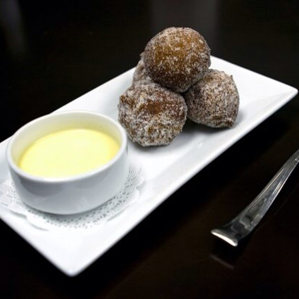 Pumpkin Fritters - Blue Hill Tavern, Baltimore, MD