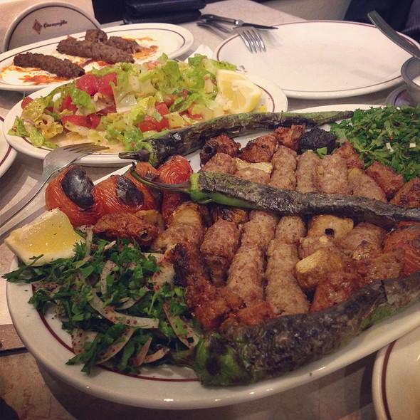Keme Kebabı @ Çavuşoğlu Kebap
