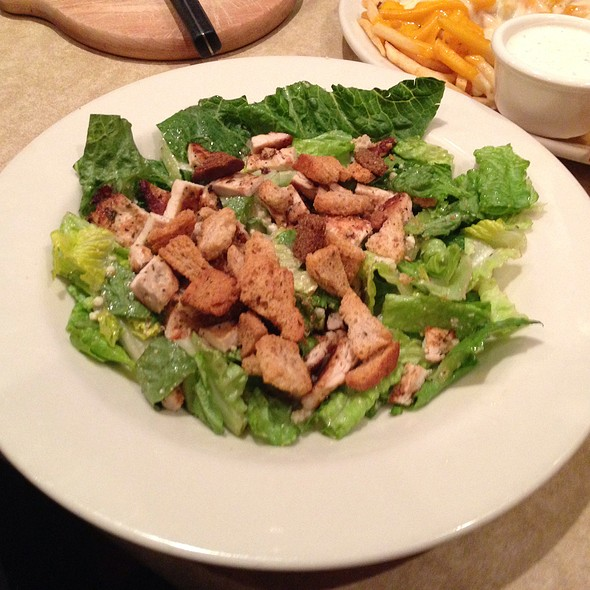 Chicken Caesar Salad @ Maciano's Pizza & Pastaria